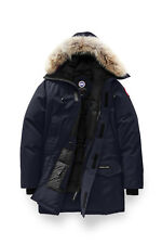 Canada Goose Men's Langford Parka M Black Navy Blue BNWT rrp £895 coat jacket