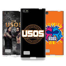 UFFICIALE WWE THE USOS COVER MORBIDA IN GEL PER BLACKBERRY TELEFONI