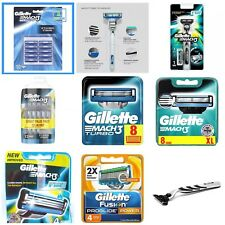 GILLETTE-BLADES-FUSION-PROGLIDE-POWDER-PROSHIELD-RAZOR-CARTRIDGE-CHOOSE