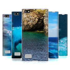 UFFICIALE HAROULITA SANTORINI MARE COVER MORBIDA IN GEL PER BLACKBERRY TELEFONI
