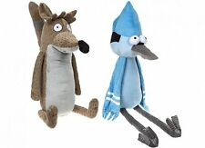 Official 24 Inch Regular Show Plush soft toy Rigby or  Mordecai 467116S