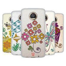 HEAD CASE DESIGNS QUILLING SOFT GEL CASE FOR MOTOROLA PHONES