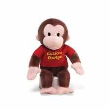 Gund Curious George Stuffed Animal 12 inches 12