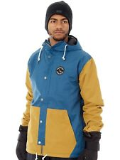 Horsefeathers Heather Navy Erebus Snowboarding Jacket