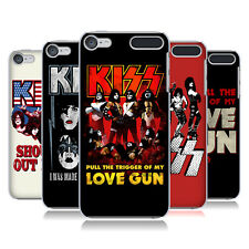 UFFICIALE KISS SOTTOTITOLI COVER RETRO RIGIDA PER APPLE iPOD TOUCH MP3
