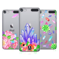 HEAD CASE DESIGNS CRYSTALS AND FLORALS HARD BACK CASE FOR APPLE iPOD TOUCH MP3
