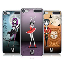 HEAD CASE DESIGNS MACABRE PERFORMERS HARD BACK CASE FOR APPLE iPOD TOUCH MP3