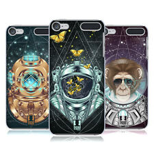 HEAD CASE DESIGNS SURREAL SPACE HARD BACK CASE FOR APPLE iPOD TOUCH MP3