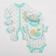 Watch Me Grow 5 Piece Baby Neutral Layette Clothing Gift Set Here Comes The Sun