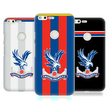 OFFICIAL CRYSTAL PALACE FC 2017/18 PLAYERS KIT HARD BACK CASE FOR GOOGLE PHONES