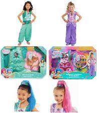 Shimmer and Shine Boxed Dress Up Set & Matching Wigs - HOT SELLER LIMITED QTY