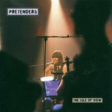 Pretenders - Live at the Isle of View - Pretenders CD GWVG The Cheap Fast Free