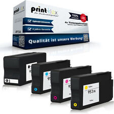 4x Cartuchos de tinta compatibles para HP 953xl color Set reman-drucker Pro