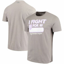 Vegas Golden Knights '47 Hockey Fights Cancer Flanker T-Shirt - Gray