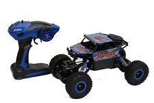 Car 2.4Ghz 4WD Off Road RC Rock Crawler Truck Remote Control 1/18 Scale Electric