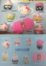 2017 McDONALD'S HELLO SANRIO - PICK YOUR TOY - BUY 3 GET 1 FREE - FREE SHIPPING
