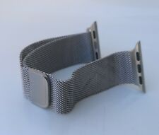 Bracciale Steel Bracelet Silver acciai Strap Band Mesh Milanese Loop Apple Watch