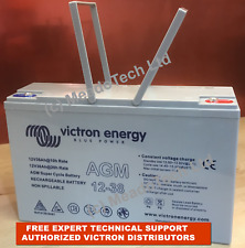 Victron Near Immortal Super Cycle AGM 12V 25 to 125 Ah Battery FREE UK DELIVERY