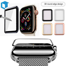 Apple Watch Series 1/2/3 38/42mm Tempered Glass Full Edge Cover Screen Protector