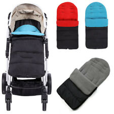 UNIVERSAL FOOTMUFF COSY TOES BUGGY PUSHCHAIR STROLLER PRAM BABY TODDLER UK STOCK