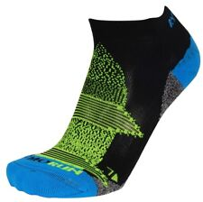 Rywan Atmo correr Climasocks - black-yellow-blue