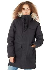 Burton True Black Wax Merriland - Down Filled Womens Jacket