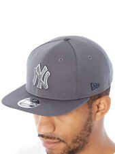 New Era Graphite Tone Tech Redux 9Fifty - New York Yankees Snapback Cap