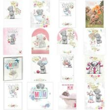 MAMMA MAN Me To You Orso compleanno Carte