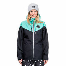 Giacca Donna Snowboard HORSEFEATHERS WOMEN'S Fay colore Black 2017/2018