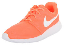 Nike Damen Sneakers WMNS Roshe One Neon Orange 511882-811