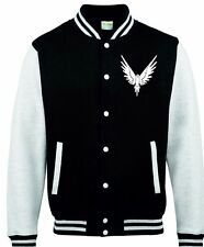 LOGANG Wings American College Varsity Jacket Jake Paul Logan Logang jp Youtuber