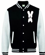 JP X Youtube American College Varsity Jacket Jake Paul Logan Logang jp Youtuber