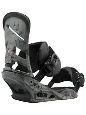 Burton Evil Genius 2017 Mission Snowboard Bindings