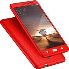 iPaky 360° Protection Front & Back Case Cover For Xiaomi Redmi Mi 4A RED