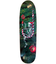 x-mas Powell Peralta HOLIDAY RIPPER Skateboard Deck 8.4 X 31.5 Weihnachten +grip