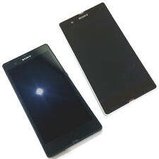 Genuine Sony Xperia Z front+LCD display+digitizer touch screen C6603 Original