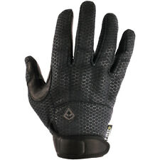 First Tactical Hombres Guantes Duros Nudillo Protector Combate Ejército Negro