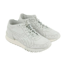 Onitsuka Tiger Colorado Eighty Five Mens White Leather Sneakers Lace Up Shoes