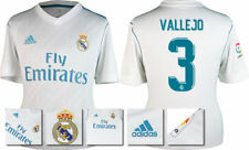 17 / 18 - ADIDAS ; REAL MADRID HOME SHIRT SS / VALLEJO 3 = ADULTS