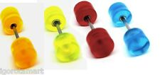 Tube Ball Ends Tongue Navel Nipple Barbell Rings Bars Body Jewelry Piercing