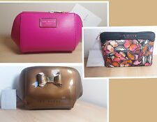 TED BAKER WASH BAG/ COSMETIC/MAKE UP CASES
