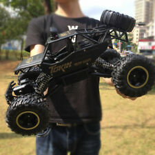 RC Car 1:12 4WD 2.4GHz Radio Control High Speed Monster Truck Buggy Off-Road Toy