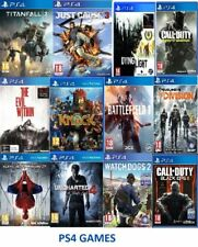 PS4 Game Bundle ! All game you need For Play Station 4 Shop Here Happy shopping