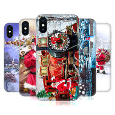 OFFICIAL THE MACNEIL STUDIO SANTA CLAUS HARD BACK CASE FOR APPLE iPHONE PHONES