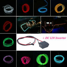 Neon LED Stage Light RV Glow EL Wire String Strip Rope Tube Car Christmas Party