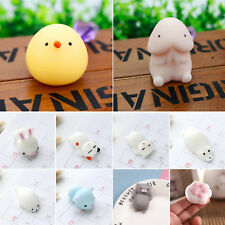 CARINA MORBIDA Crescente MOCHI ANIMALI Squishy riparante FUN BAMBINI TOY kawaii