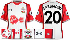 17 / 18- UNDER ARMOUR; SOUTHAMPTON HOME SHIRT SS+PATCHES / GABBIADINI 20 =ADULTS