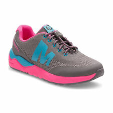 Merrell Girls ML Versent Low-Top Sneakers Grey Pink Shoes Trainers Toggle