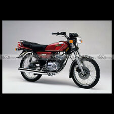 #phm.31214 Photo YAMAHA RX-S 115 (RX SPECIAL) 1985 Moto Motorcycle