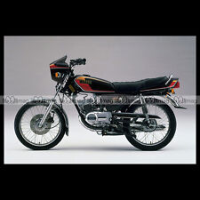 #phm.31239 Photo YAMAHA RX-S 115 (RX SPECIAL) 1985 Moto Motorcycle